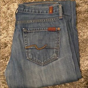 7 for all man kind jeans - size 29